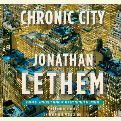 Chronic City cover