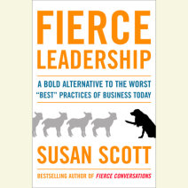 Fierce Leadership Cover