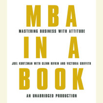 MBA in a Book Cover