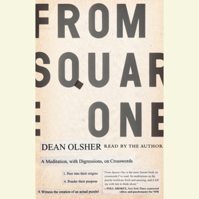 From Square One cover