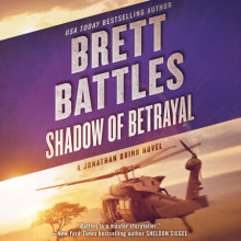 Shadow of Betrayal Cover