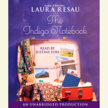 The Indigo Notebook Cover