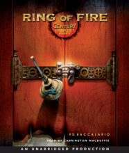 Century #1: Ring of Fire Cover