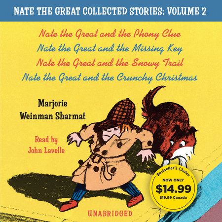 Nate the Great Collected Stories: Volume 2 by Marjorie Weinman Sharmat