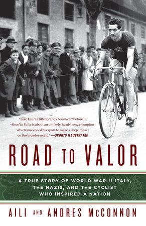 Road to Valor by Aili McConnon and Andres McConnon