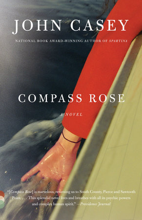 Compass Rose by John Casey