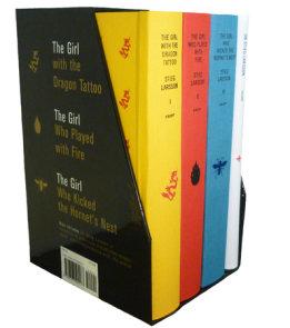 Stieg Larsson's Millennium Trilogy Deluxe Box Set