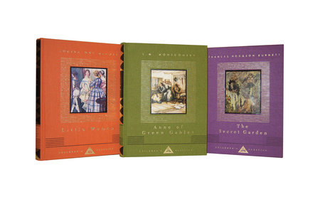 Coming of Age by Louisa May Alcott, Frances Hodgson Burnett and L. M. Montgomery