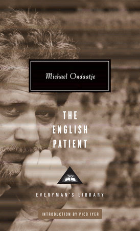 The cover of the book The English Patient