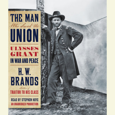 The Man Who Saved the Union cover