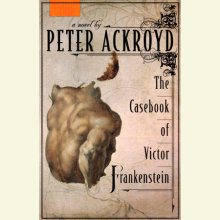 The Casebook of Victor Frankenstein Cover