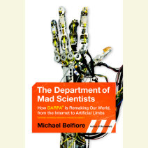 The Department of Mad Scientists Cover