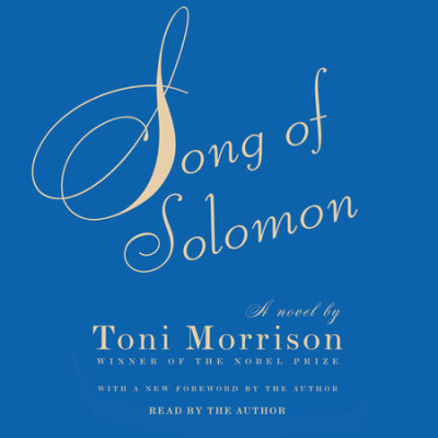 Song of Solomon cover