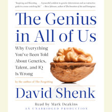 The Genius in All of Us Cover