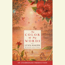 The Color of My Words Cover