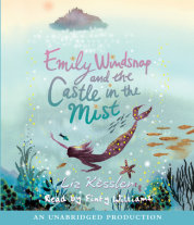 Emily Windsnap and the Castle in the Mist Cover