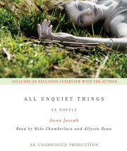 All Unquiet Things Cover