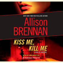 Kiss Me, Kill Me Cover