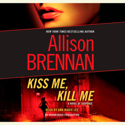 Kiss Me, Kill Me cover