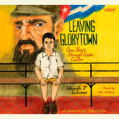 Leaving Glorytown cover