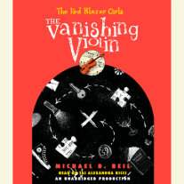 The Red Blazer Girls: The Vanishing Violin Cover