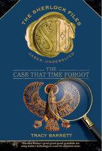 The Case that Time Forgot Cover