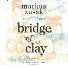 Bridge of Clay Cover