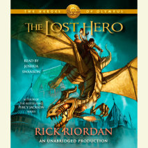 The Heroes of Olympus, Book One: The Lost Hero Cover