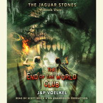 The Jaguar Stones, Book Two: The End of the World Club Cover