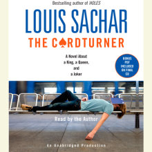 The Cardturner Cover