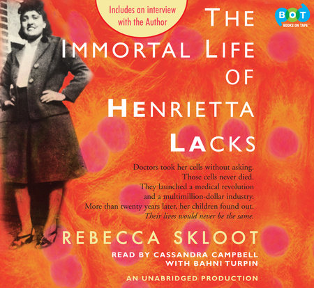 Book Review: The Immortal Life of Henrietta Lacks by