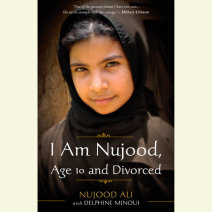I Am Nujood, Age 10 and Divorced Cover