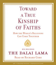 Toward a True Kinship of Faiths Cover