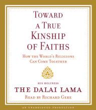 Toward a True Kinship of Faiths Cover