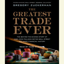 The Greatest Trade Ever Cover
