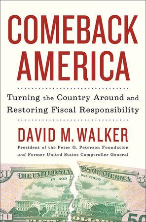Comeback America by David M. Walker