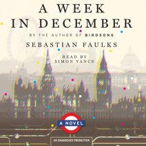A Week in December Cover