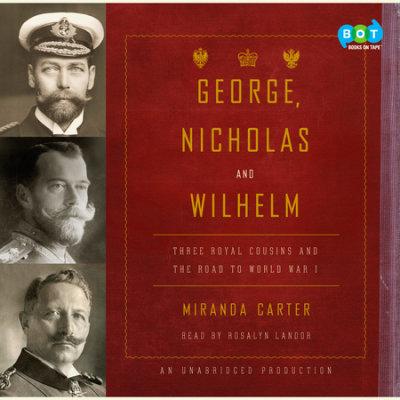George, Nicholas and Wilhelm cover