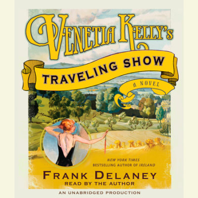 Venetia Kelly's Traveling Show cover