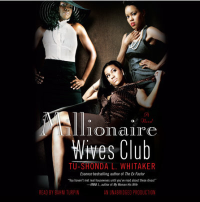 Millionaire Wives Club cover