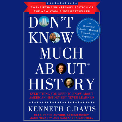 Don't Know Much About History, Anniversary Edition cover