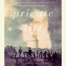 Private Life Cover