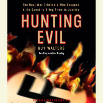 Hunting Evil Cover