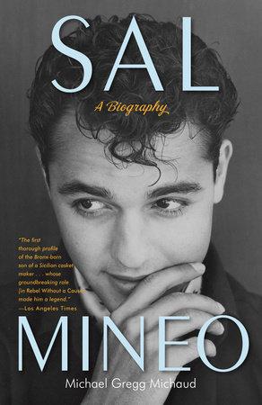 Sal Mineo by Michael Gregg Michaud