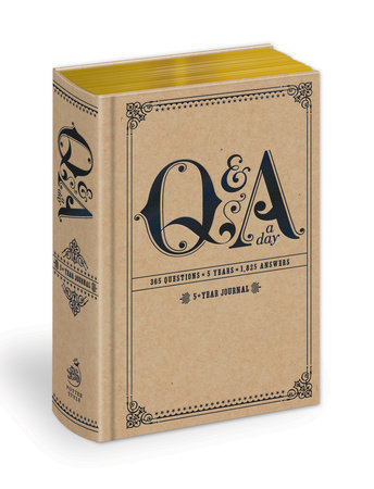Q&A a Day by Potter Gift