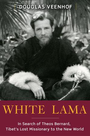 White Lama by Douglas Veenhof