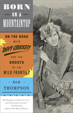 Born on a Mountaintop by Bob Thompson
