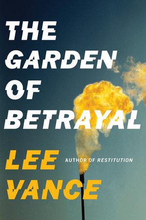 The Garden of Betrayal cover