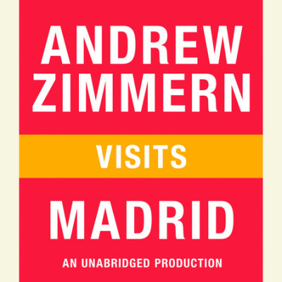 Andrew Zimmern visits Madrid cover