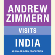 Andrew Zimmern visits India Cover